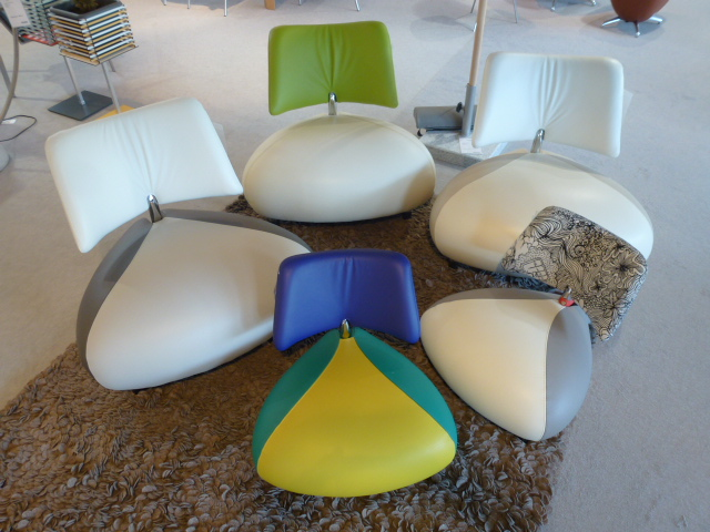 Sessel pallone lill brazil leolux 795 00 ottensmeyer for Wohndesign ottensmeyer